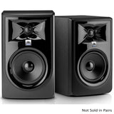 Jbl Professional 306P Mkii Powered 6-Inch Two-Way Studio Monitor (Single) Speakers