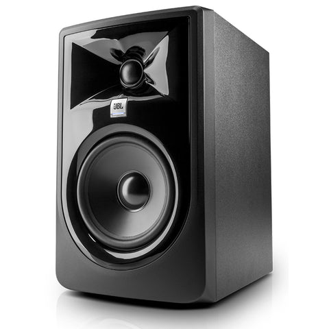 JBL Professional 306P MkII Powered 6-inch Two-Way Studio Monitor (Single)