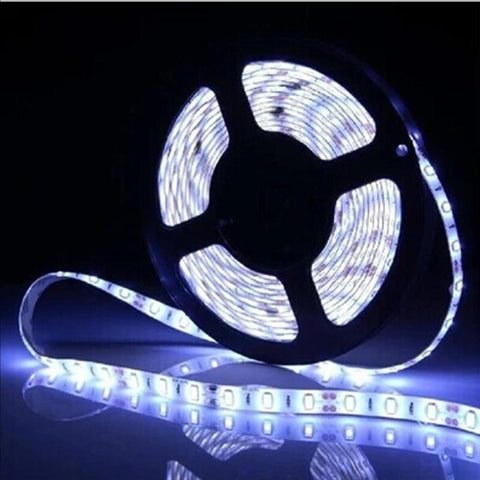 LED Strip/Tape Light  5630 SMD IP33 Rated, 300 LED's, 5 Meters - Cool White - expert island