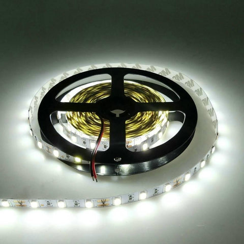 LED Strip/Tape Light  5730 SMD IP33 Rated, 300 LED's, 5 Meters - White - expert island