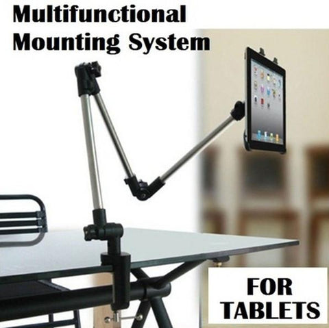 Acoustic Audio 70-5110-01 Multi-Function Mounting System For Tablets Mounts And Holders