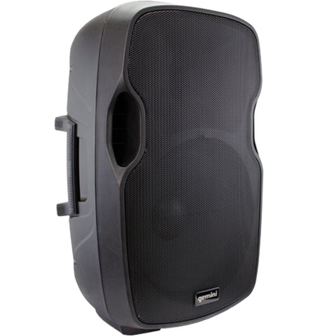 Gemini As-15P 15-Inch Active Powered Speaker