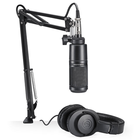 Audio-Technica AT2020PK Streaming / Podcasting Pack
