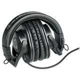 Audio-Technica ATH-M30x Closed Back Professional Monitor Headphones