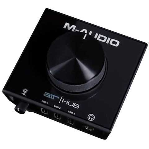 M-AUDIO Air | Hub - USB Monitoring Interface with Built-In 3-Port Hub