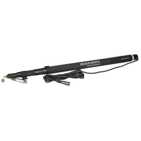 Marantz Audio Scope B11-C 5-Section 11-foot Microphone Boom Pole with XLR Cable