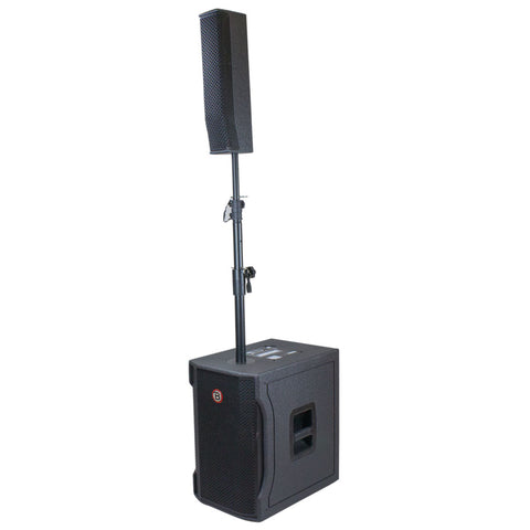 "BLASTKING PLA12 Line-array 1200 Watts 12"" Portable All-in-One PA System"