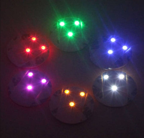 LED Bottle Sticker Lights (5 Pack) - available in 6 Colours - expert island