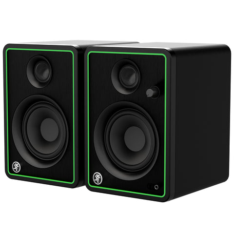 Mackie CR4-X 4-inch Creative Reference Multimedia Monitor Speakers