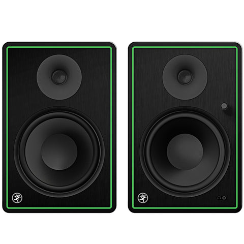 Mackie CR8-XBT 8-inch Creative Reference Multimedia Monitor Speakers with Bluetooth