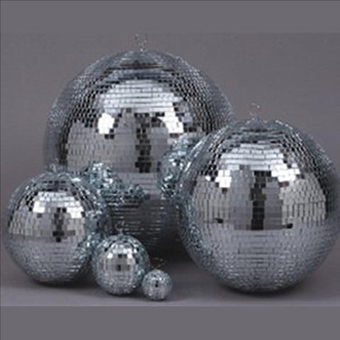 Mirror Disco Party Ball - 2 6 8 And 12 Sizes Dj Lighting
