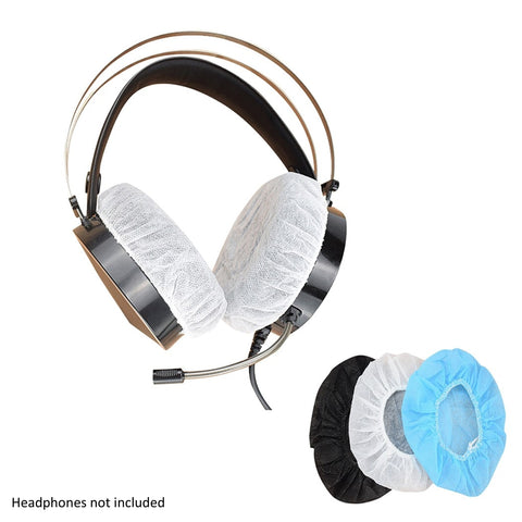 Disposable Sanitary Ear Pad Headphone Covers