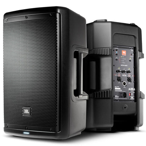 Jbl Professional Eon610 10-Inch Two-Way Multipurpose Self-Powered Speaker Powered