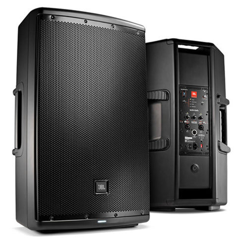 Jbl Professional Eon615 15-Inch Two-Way Multipurpose Self-Powered Speaker Powered