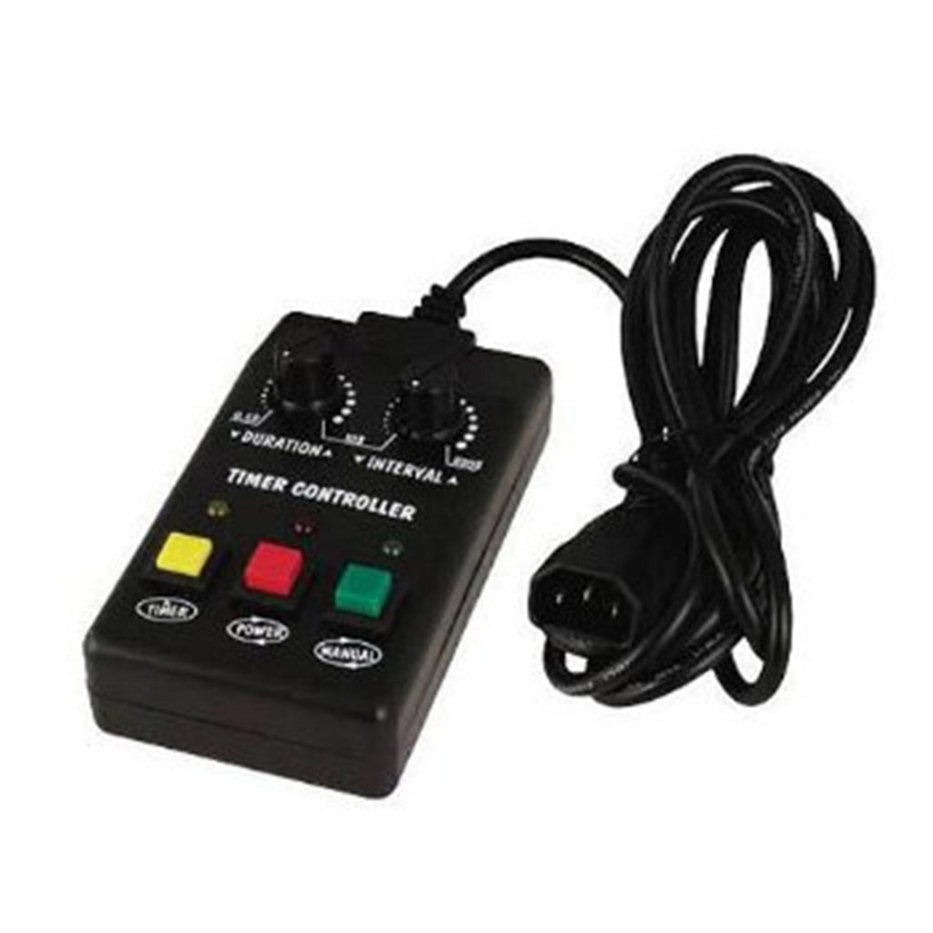 Fog Machine Timer Remote Set Duration And Intervals Of