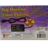 Forum Fog Machine Timer Remote Control - Set Duration and Intervals of Fog Blasts (for IEC Plug Machines)