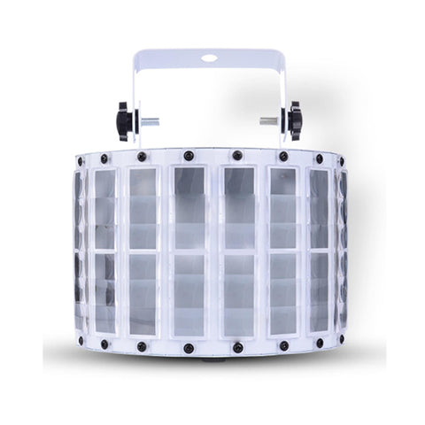 Gledto 9 Led Butterfly Light Dj Party Stage Effect 6 Channels Lighting