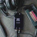 TC HELICON GO GUITAR Portable Guitar Interface for Mobile Devices
