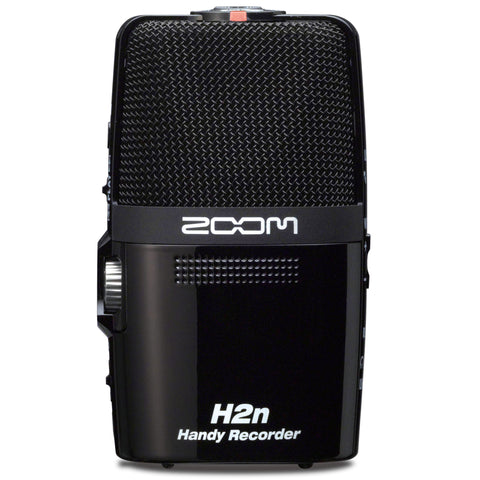 ZOOM H2N Handy Recorder - Professional Audio Recorder
