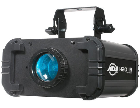 American DJ H2O IR Water Flowing Effect 12 Watt LED Light