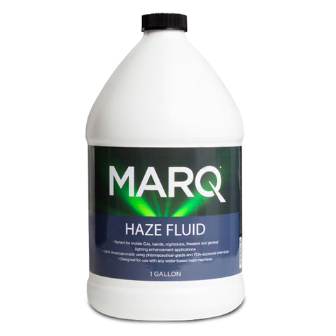 MARQ Water-Based Haze Fluid - 1 Gallon