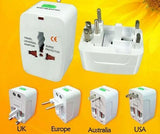 All-In-One International  Plug Outlet Travel Adaptor - expert island