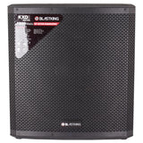 BLASTKING KXDII18A 18-inch 1200 Watt Powered Subwoofer