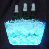 Led Submersible Waterproof Base/ Party/ Decor Multi-Colour Light With Remote Lighting
