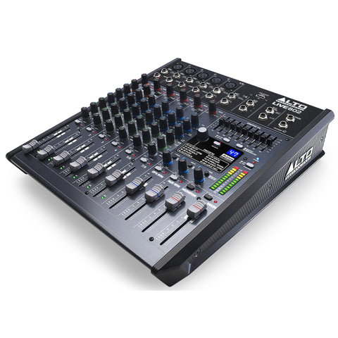 ALTO LIVE 802 Professional 8-Channel / 2-Bus Mixer