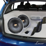 Special Buy - Lanzar Maxp124D Max Pro 12 1600 Watt Small Enclosure Dual 4 Ohm Subwoofer Car Audio
