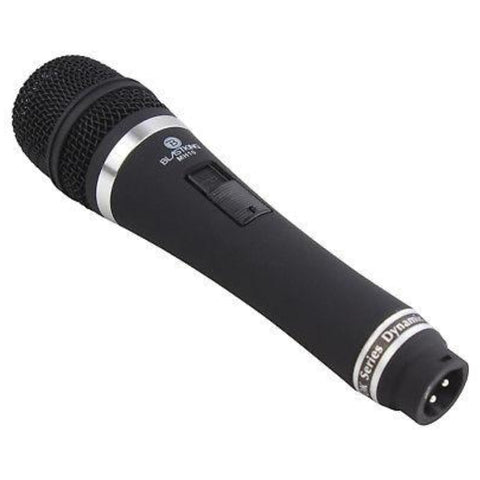 BLASTKING MH10 Dynamic Handheld Microphone with 16ft XLR To XLR Cable, Clip and Carry Case