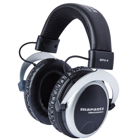 Marantz MPH-4 50mm Over-Ear Monitoring Headphone