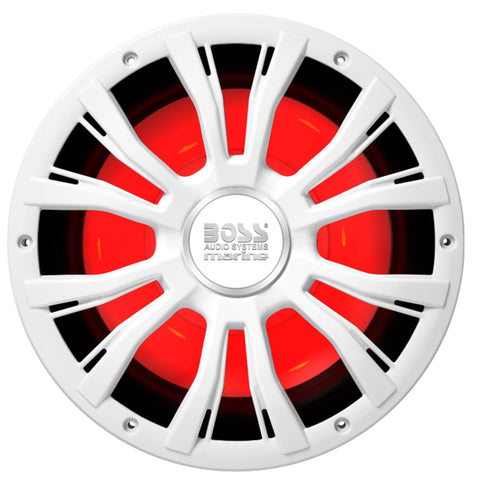BOSS AUDIO MRGB10W 10-inch 800 Watt Marine Subwoofer