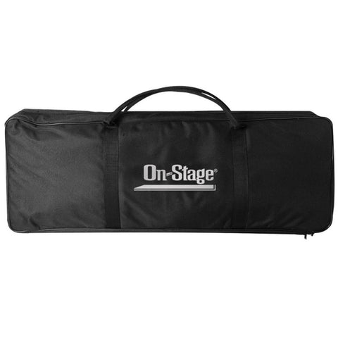 On-Stage Msb-6500 Microphone Stand Bag - Holds 3 Mic Stands Bags And Carry Cases
