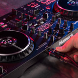 Numark Mixtrack Pro FX 2-Deck DJ Controller with Effects Paddles