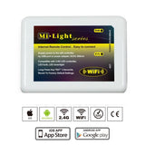 Mi-Light WiFi Hub Receiver Internet Remote Controller Box for bulbs and LED strip lighting - expert island