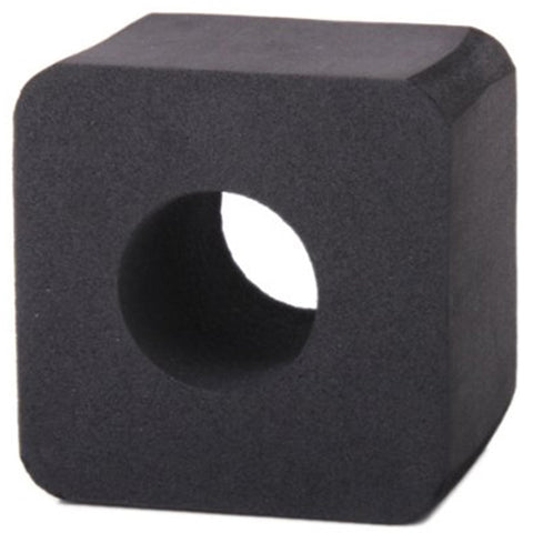 Microphone Station Flag Anti-Slip Holder - Foam Cube Shape