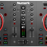 Numark Mixtrack 3 All-In-One Controller Solution For Virtual Dj Audio