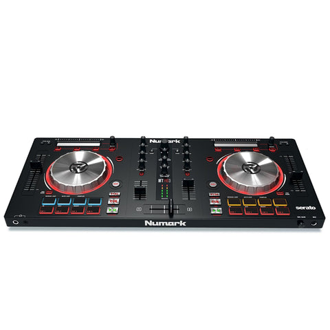 Numark Mixtrack Pro 3 All-In-One Controller Solution For Serato Dj Audio