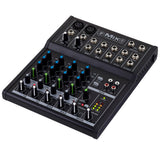 Mackie Mix8 Compact 8-Channel Mixer Audio