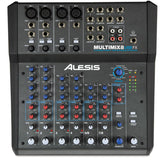 Alesis Multimix 8 Usb Fx Channel Mixer With Effects / Audio Interface