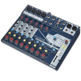Soundcraft Notepad-12Fx Analog Mixer With Usb I/o And Lexicon Effects Audio