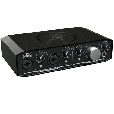 Mackie Onyx Producer 2•2 USB Interface 2-In x 2-Out with Midi