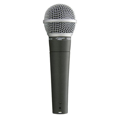 PylePro (PDMIC58) Professional Moving Coil Dynamic Handheld Microphone