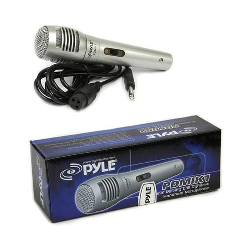Pylepro (Pdmik1) Professional Moving Coil Dynamic Handheld Microphone