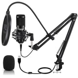 PYLE PDMIKT140 USB Podcast Microphone Kit