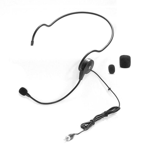 Pyle PLMSH34 Cardioid Headset Microphone w/screw lock 3.5mm Connector Jack - expert island