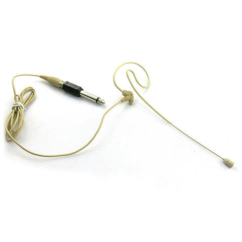 Pyle Pmem14 Ear-Hanging Omni-Directional Microphone For Standard 3.5Mm Systems