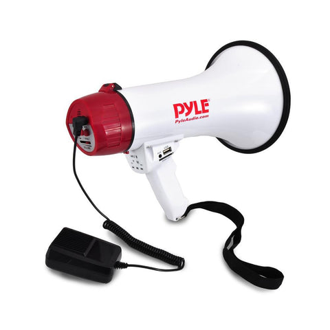 Pyle PMP42BT Megaohone w/Bluetooth/USB/SD and AUX In - expert island