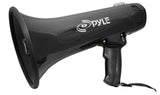 Pyle Pmp43In 40 Watts Professional Megaphone / Bullhorn W/siren And 3.5Mm Aux-In For Digital